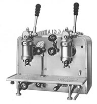 early-gaggia-espresso-machine