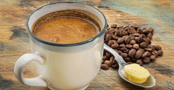Butter in Coffee: The Many Benefits of This New Weight Loss Trend