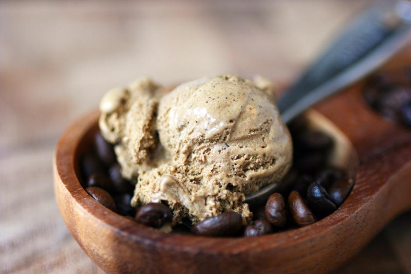The Best Coffee Ice Cream Recipe