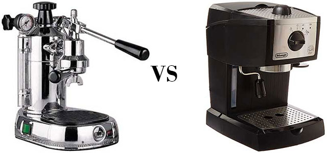 Manual vs. Automatic Espresso Machines: Which Type is Best ...