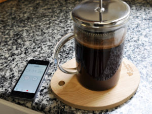 Patience is key when making French Press coffee