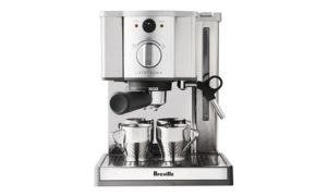 Breville ESP8XL Cafe Roma Stainless Steel Espresso Maker