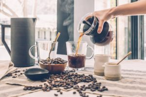Drink black coffee to make your coffee drinking habits healthier