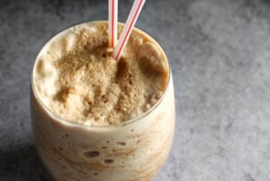 Iced coffee recipes: Blended iced cappuccino