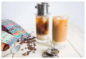 Iced coffee recipes: Vietnamese iced coffee