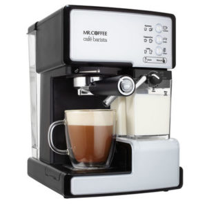 best commercial coffee machines - Mr. Coffee Café Barista