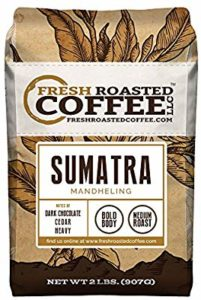 Best Coffee Beans: Sumatra Mandheling Coffee