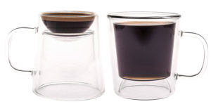 Gamago Double Shot Coffee and Espresso Mug