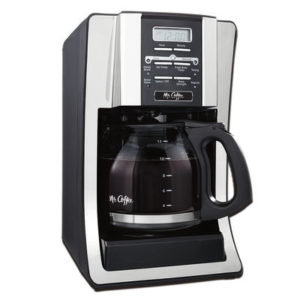 Best Drip Coffee Makers: Mr. Coffee BVMC - SJX33GT