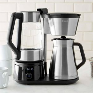 Best Drip Coffee Makers: OXO Barista Brain 12-Cup Brewing System