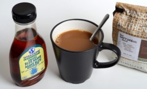 Natural sweetener: Agave nectar
