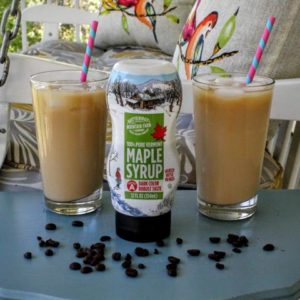 Natural sweetener: Maple syrup