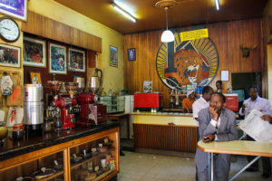 Best coffee cities: Addis Adaba, Ethiopia