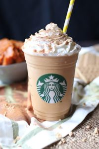 Calories in coffee frappuccino