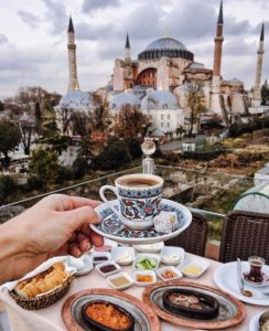 Best coffee cities: Istanbul, Turkey