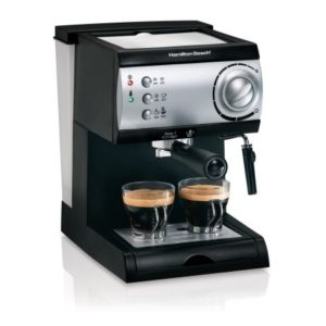 Cheap Espresso Machine: Hamilton Beach 40715 Espresso Maker