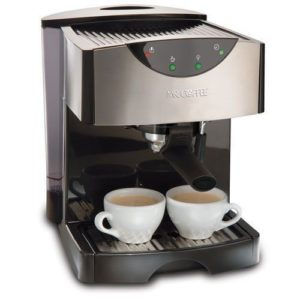 Mr. Coffee ECMP50 2-Shot Pump Espresso and Cappuccino Maker