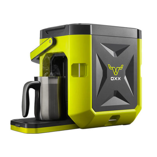 Unique coffee makers: Oxx CoffeeBoxx Single-Serve Coffee Maker