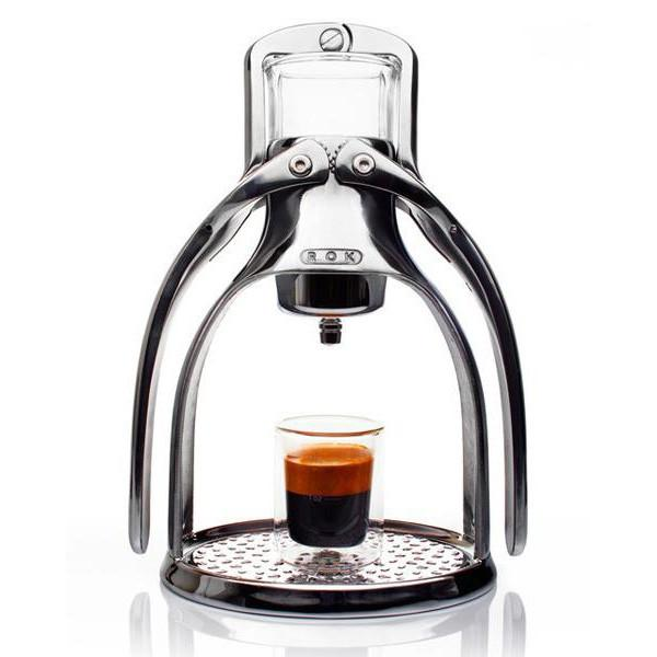 Unique Coffee Makers: Rok Presso Manual Espresso Maker