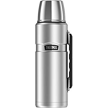 Best Coffee Thermos: Thermos King Steel Beverage Bottle