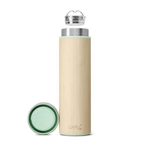 Best Coffee Thermos: Welly Bamboo Bottle