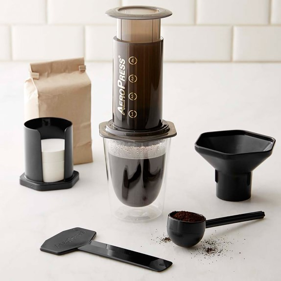 Manual brewing methods: Aeropress