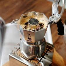 Manual brewing methods: Moka Pot