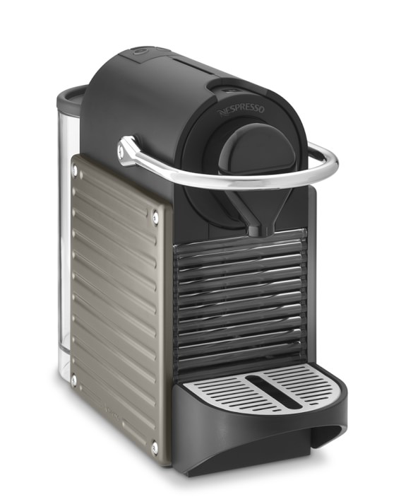 Single-serve coffee makers: Nespresso Pixie Espresso Maker