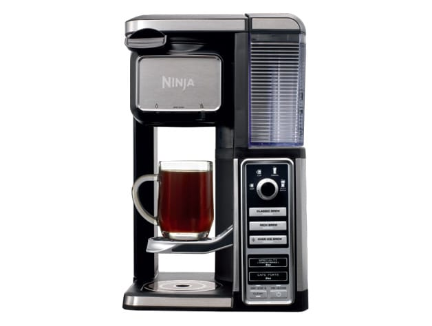 Single-Serve Coffee Makers: Ninja Coffee Bar Single-Serve System