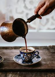 Manual brewing methods: Turkish Coffee