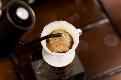 Manual brewing methods: pour over