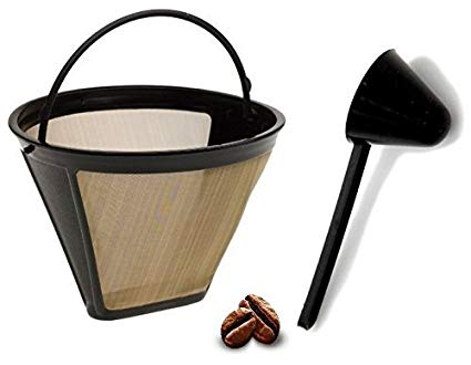 Coffee filter substitutes: Cuisinart GTF Gold Tone Filter