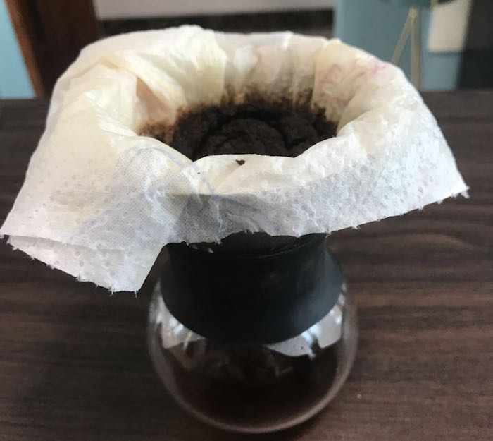 Coffee filter substitutes: Does paper towel work?
