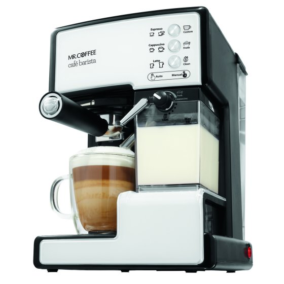Mr. Coffee Cafe Barista  Cappuccino Machine